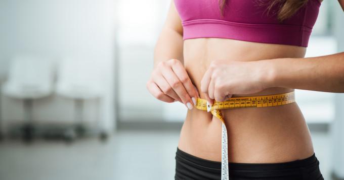 pas de perte de poids pendant la période