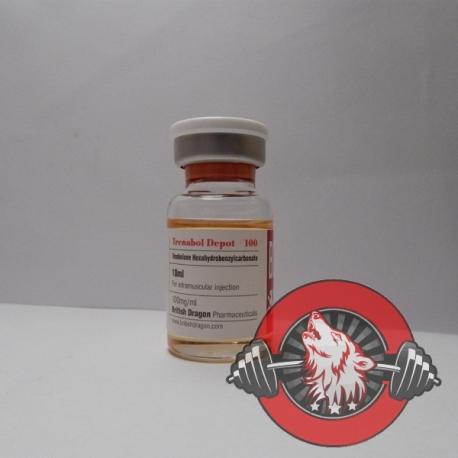 Averbol 25 British Dragon (250 mg/ml) 10 ml