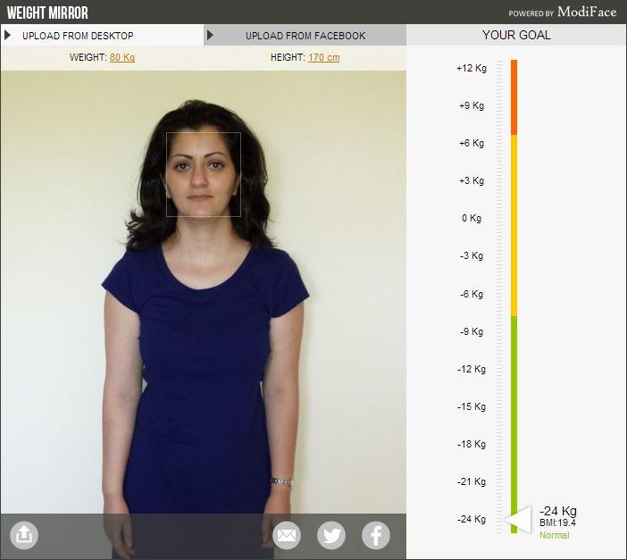 Choisir un simulateur de perte de poids