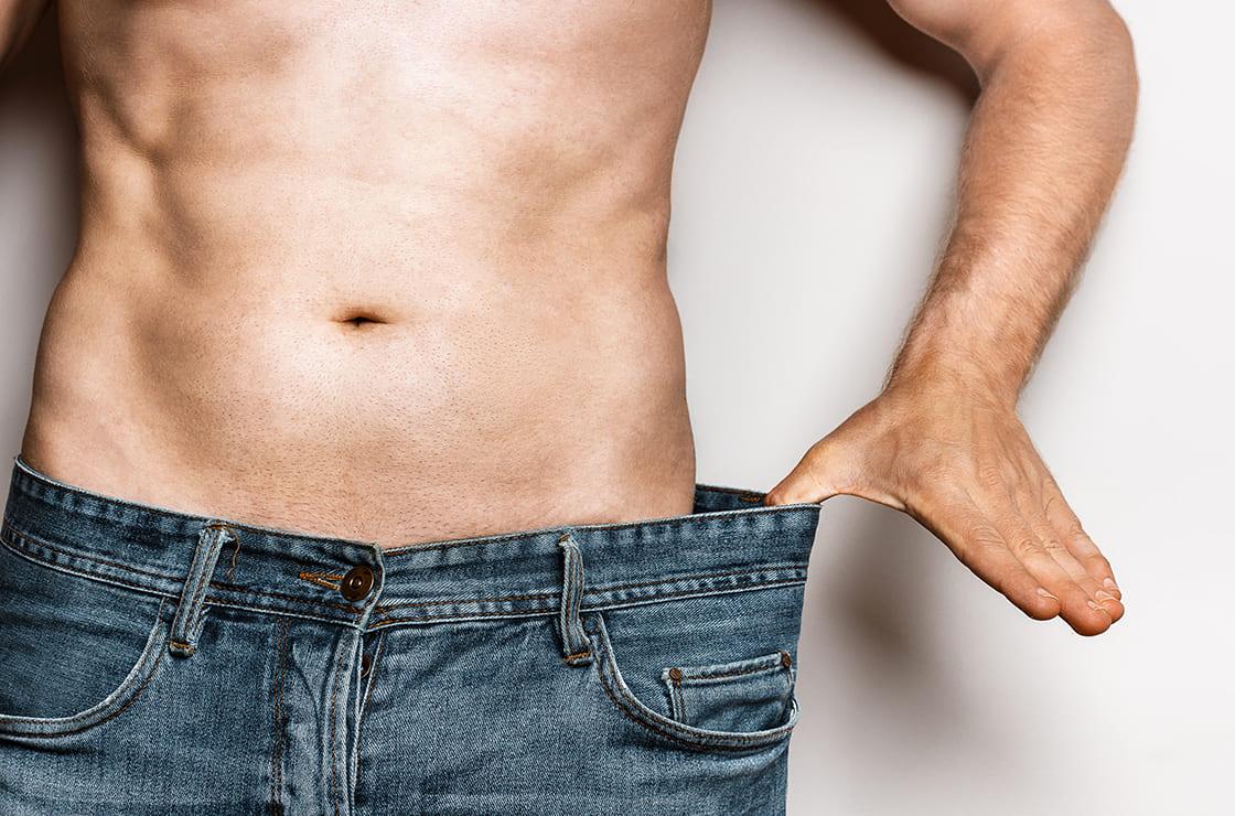 60 ans de perte de poids chez les hommes