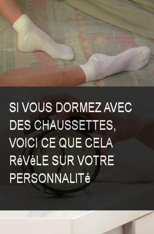 dormir chaussettes minceur comment perdre du poids rapidement à partir de 40 ans
