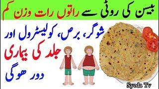 besan ki roti pour perdre du poids comment perdre la graisse externe de la cuisse