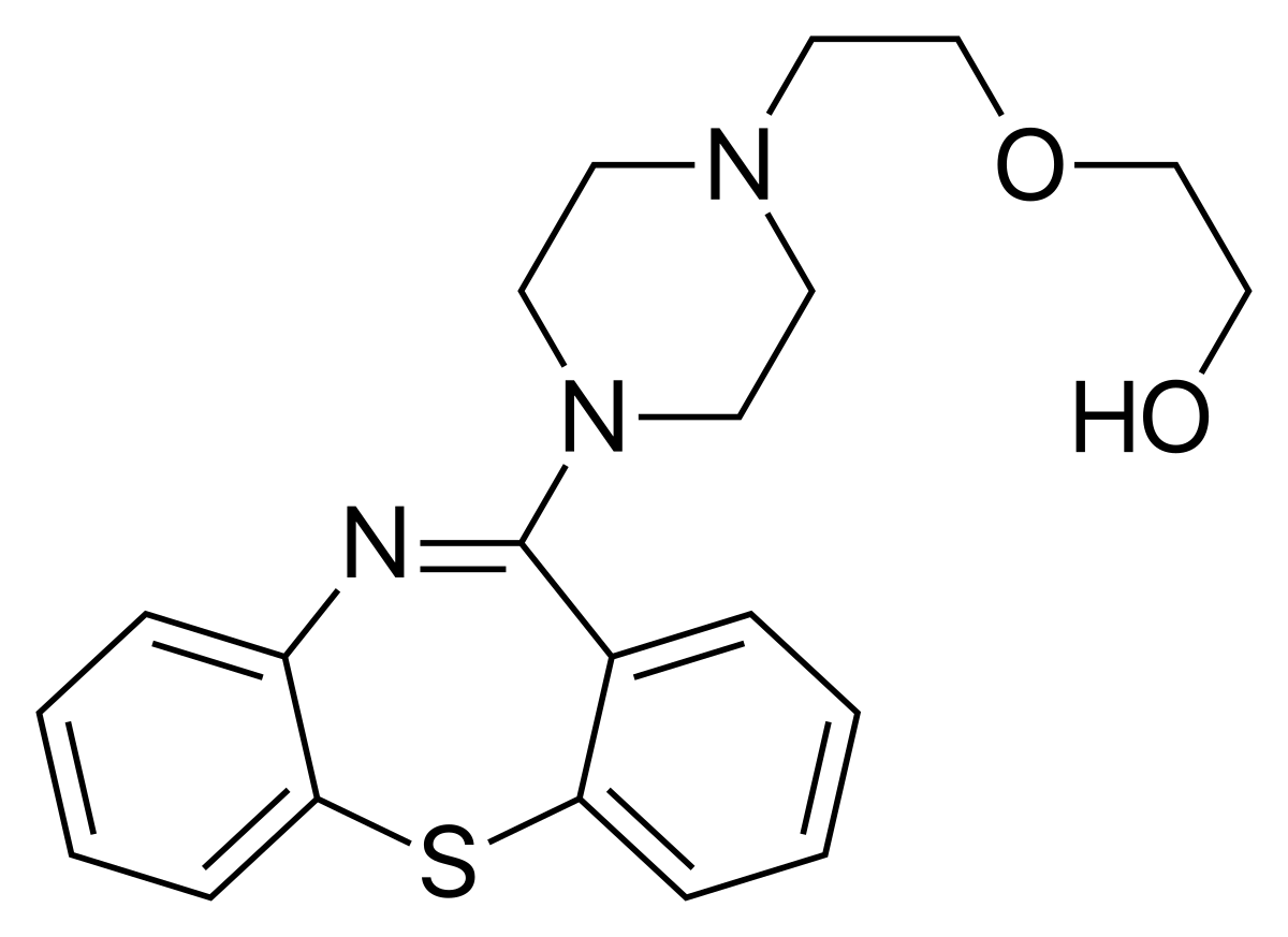 Xeroquel (quétiapine) : Avis des patients