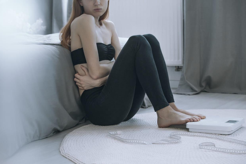 L'anorexie mentale nécessitant une hospitalisation chez les adolescents