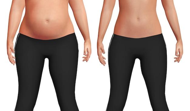 Perte de poids vs. Perte de gras   Quelle est la différence ? - MYPROTEIN™