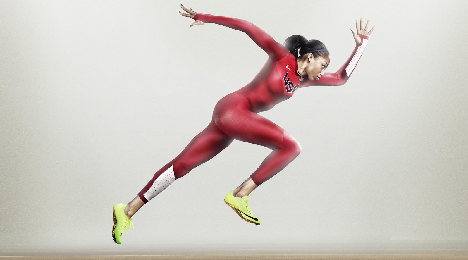 Avantages de courir des sprints