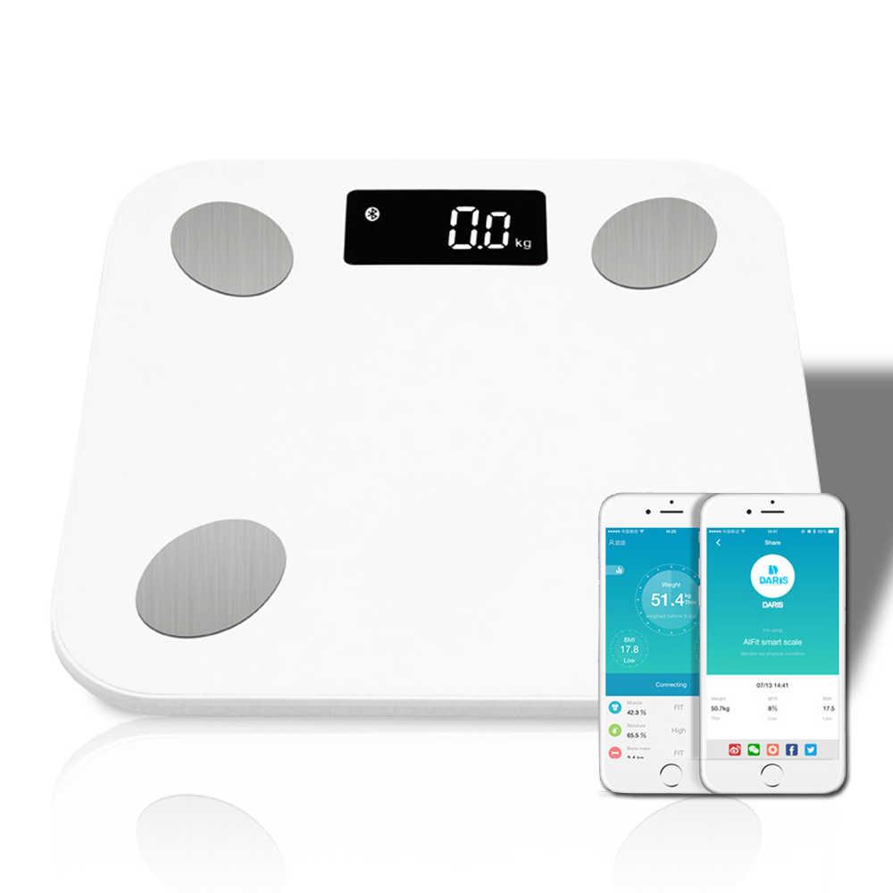 perdez-le échelle de graisse corporelle Bluetooth