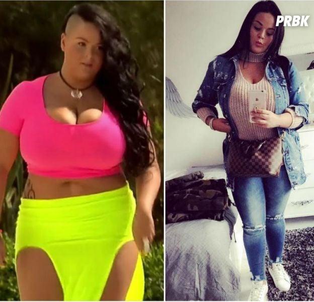 Sarah Fraisou a perdu 26 kilos : elle explique son impressionnante perte de poids
