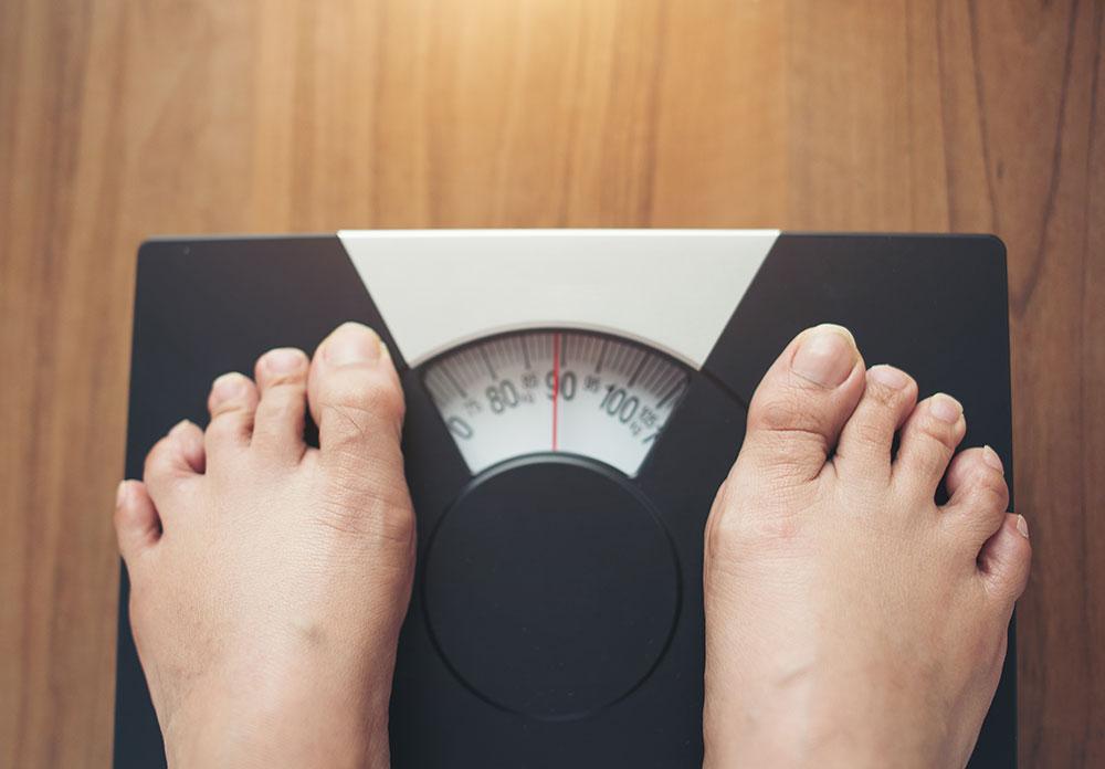 Perdre la graisse et le poids