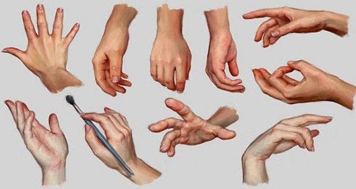 Comment maigrir des doigts ?