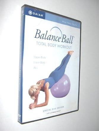balle déquilibre pour la perte de poids suzanne deason