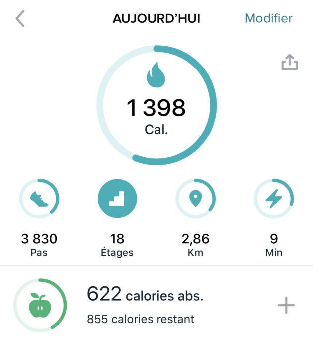 Objectif atteint. 11/11/15   Fitbit, Séance de sport, Santé bien être