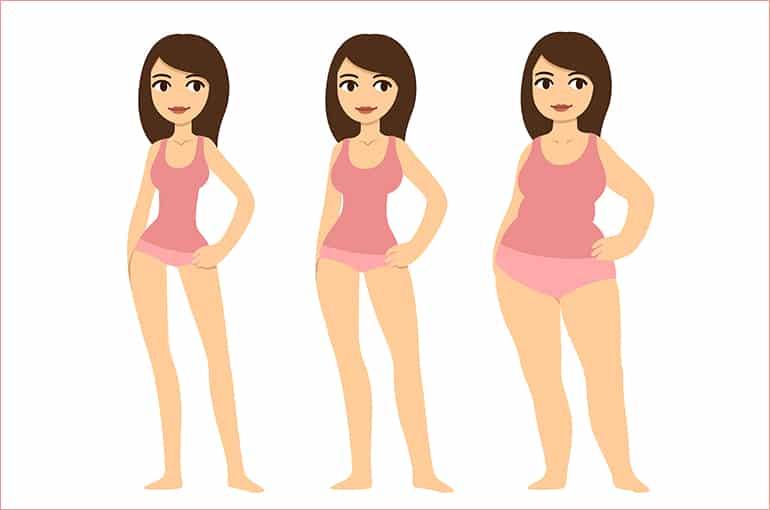 comment un endomorphe peut-il perdre du poids rapidement