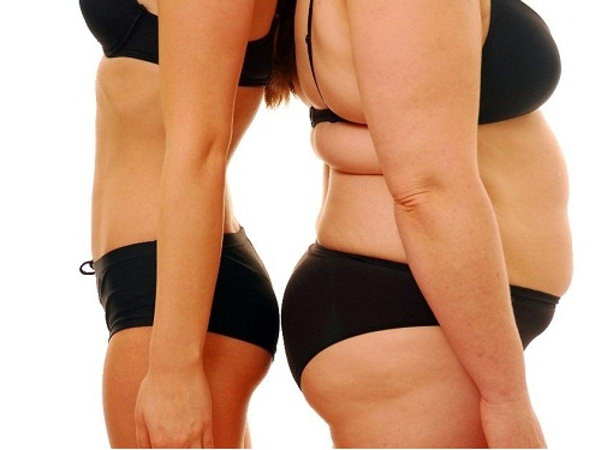 perte de poids plus difficile avec lâge
