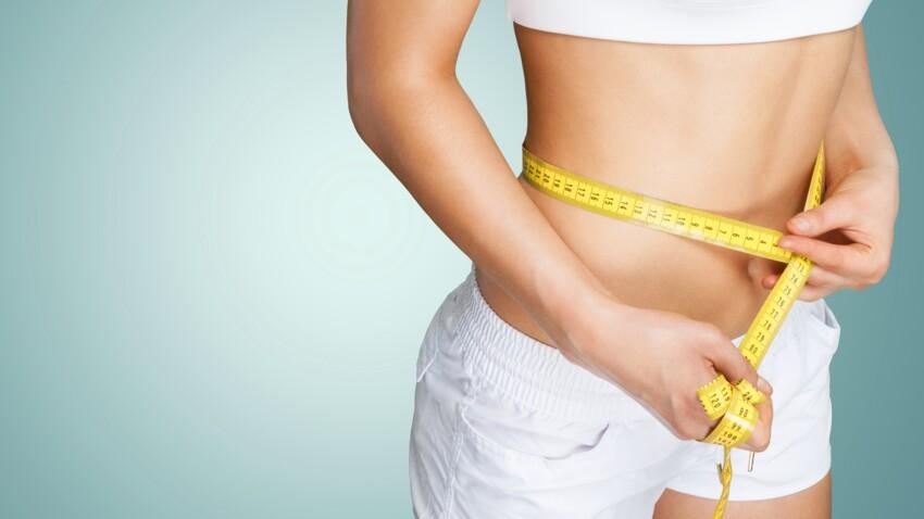 comment perdre le pourcentage de graisse dans le corps