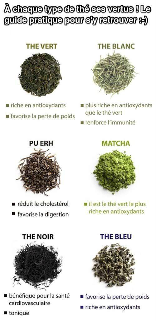 Thé vert : ses vertus minceur