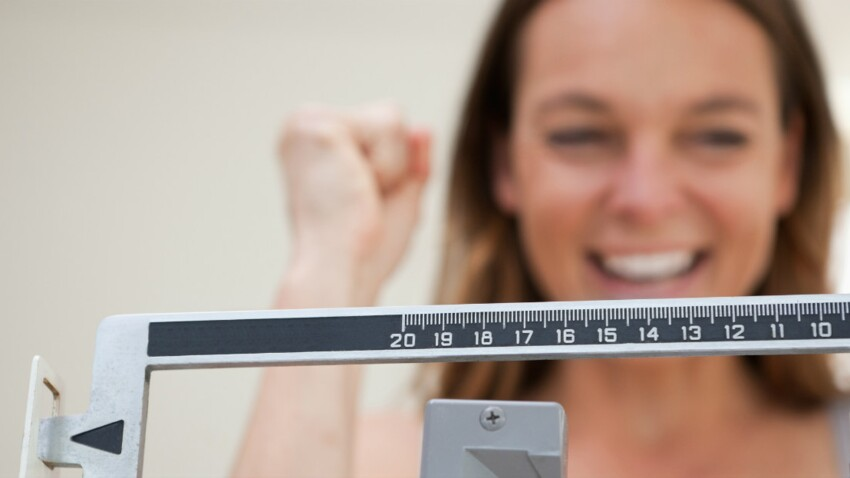 8 livres de perte de poids avant et après perte de poids avec ntc