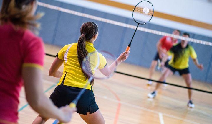 badminton perte de poids