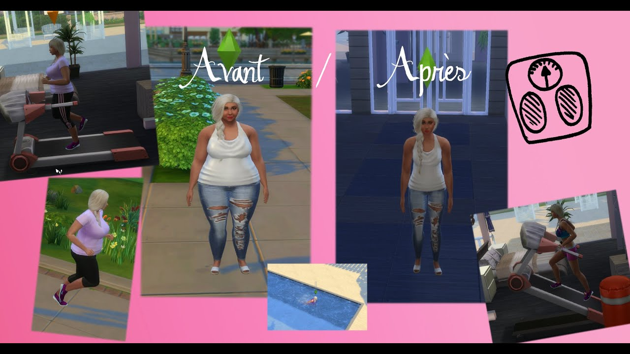 Les Sims 4 En Cuisine : les Glaces et leurs effets !
