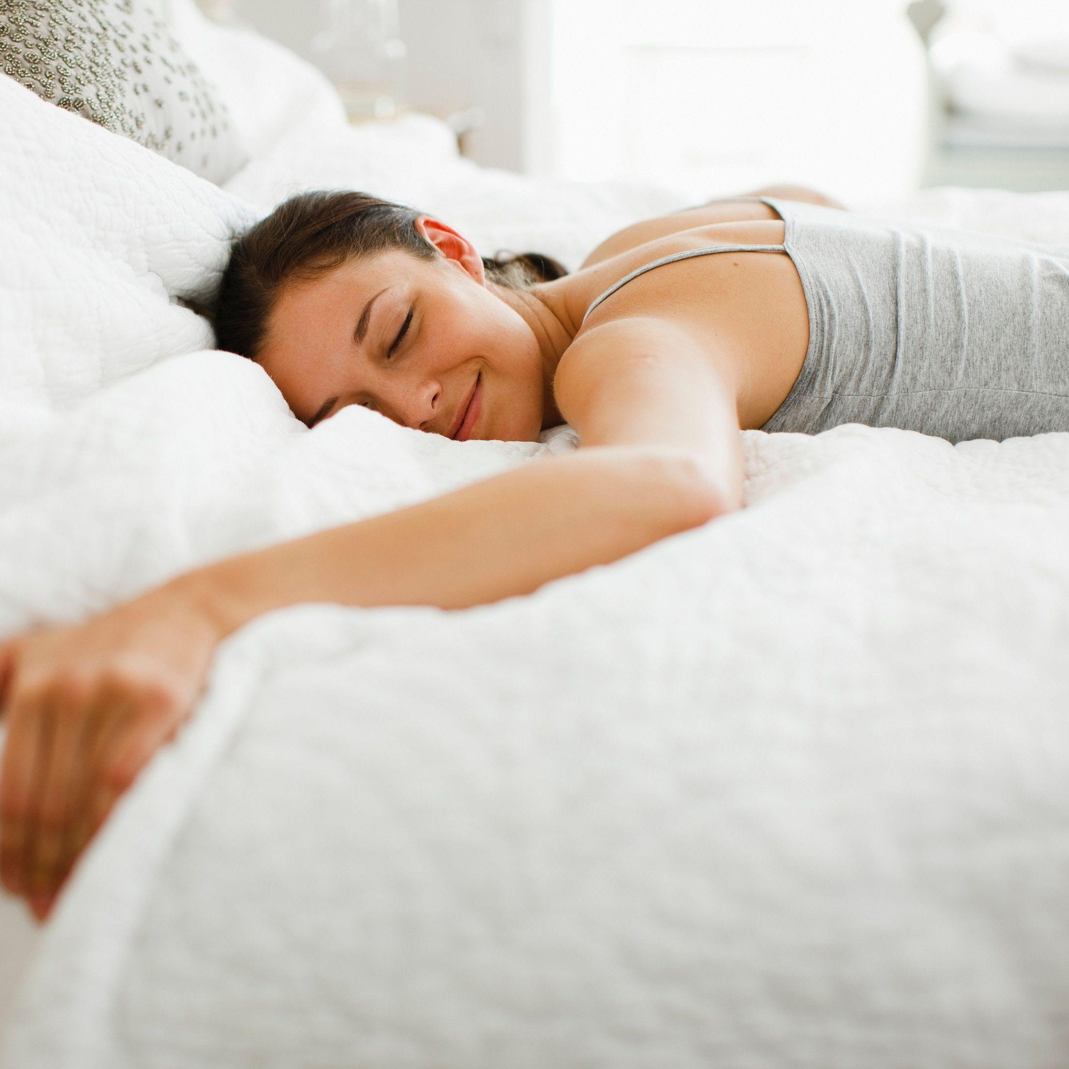 pourquoi perdez-vous du poids en dormant
