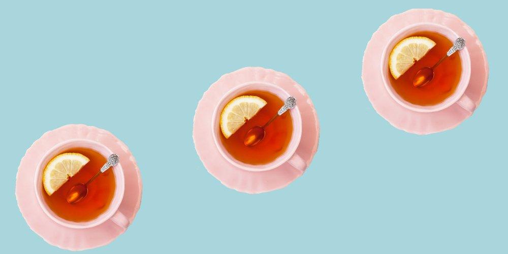 comment perdre du poids avec du thé en forme