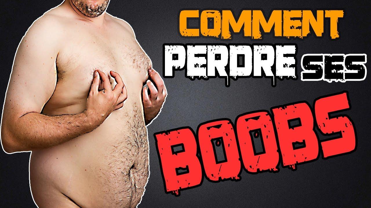 comment perdre la graisse de la poitrine rapidement mâle