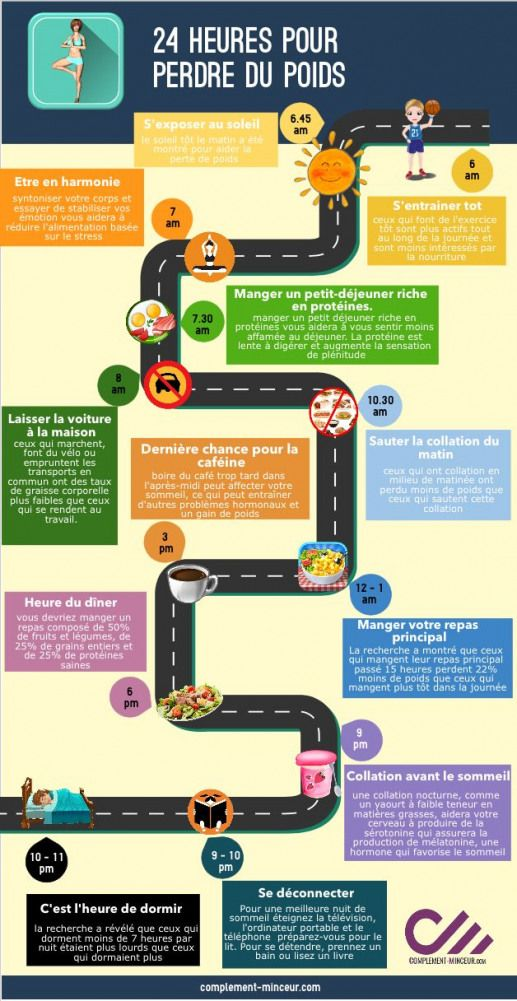 conseils pour perdre du poids buzzfeed