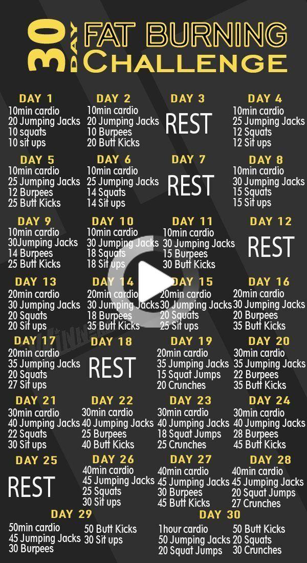 Voici un défi de 21 jours pour vous aider à réduire vos graisses corporelles