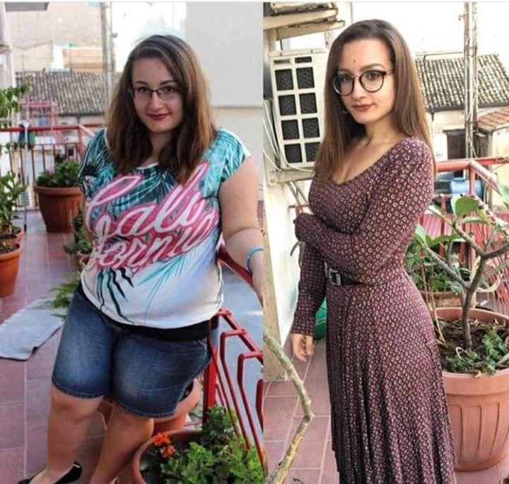 Avant/Après : elle perd 64 kilos en un an et partage TOUT de sa transformation