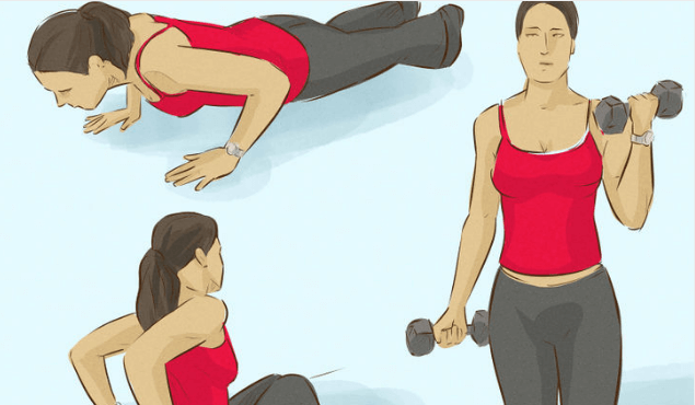 comment perdre de la graisse des aisselles