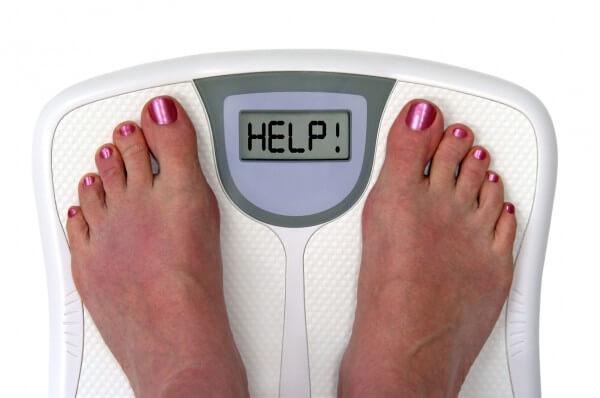 manger en essayant de perdre du poids