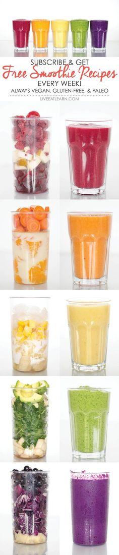 10 smoothies minceur pour faire le plein de vitamines et garder la ligne   Cuisine AZ