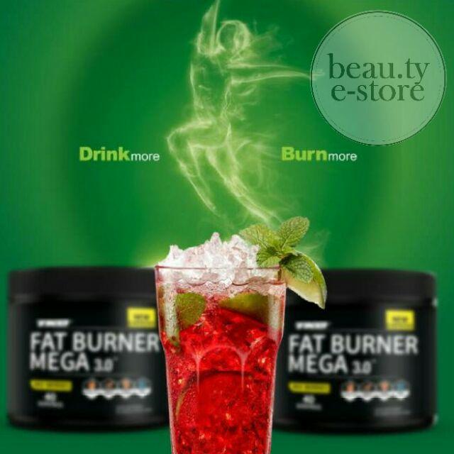 Tko brûleur de graisse méga ingrédients, 1)...