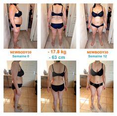 perte de poids 12 semaines