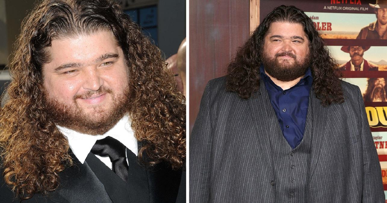 Hurley de perdu après la perte de poids
