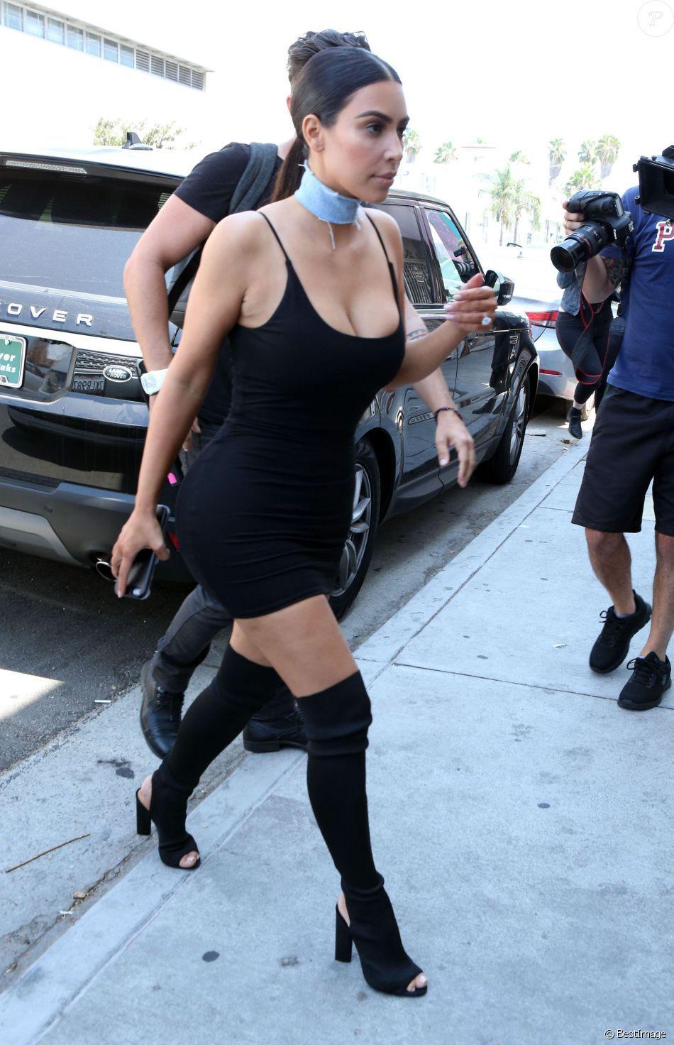 Kim Kardashian se réjouit d'être