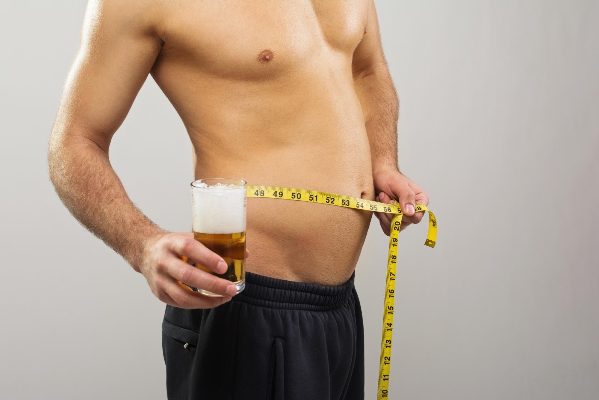 L'alcool fait-il grossir ? Nos explications.