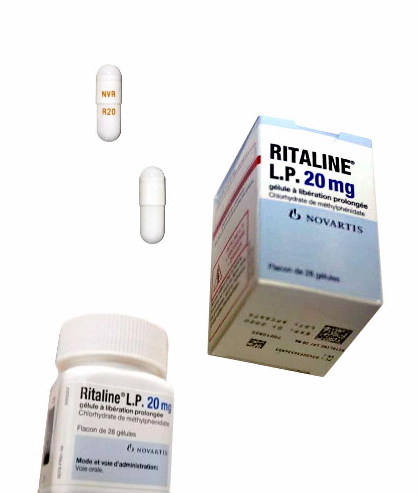 Notice patient - RITALINE 10 mg, comprimé sécable - Base de données publique des médicaments