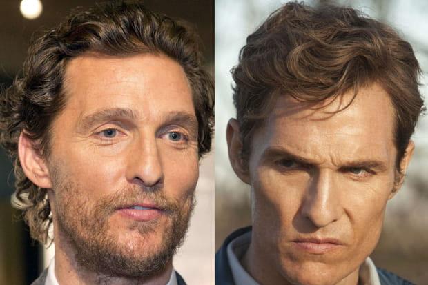 Matthew McConaughey : sa métamorphose en 20 ans