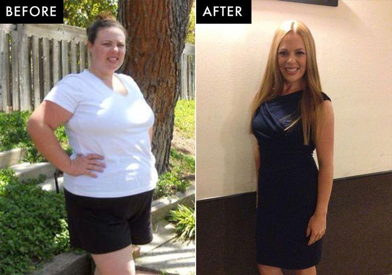 perte de poids mammaire