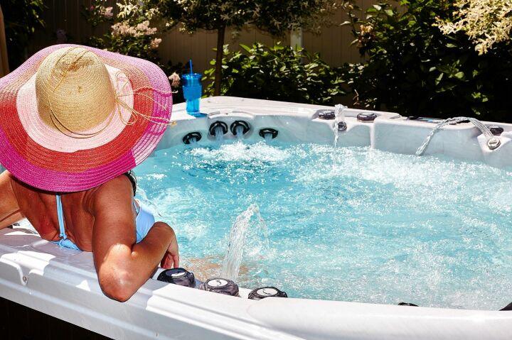 Perdre du poids dans votre spa