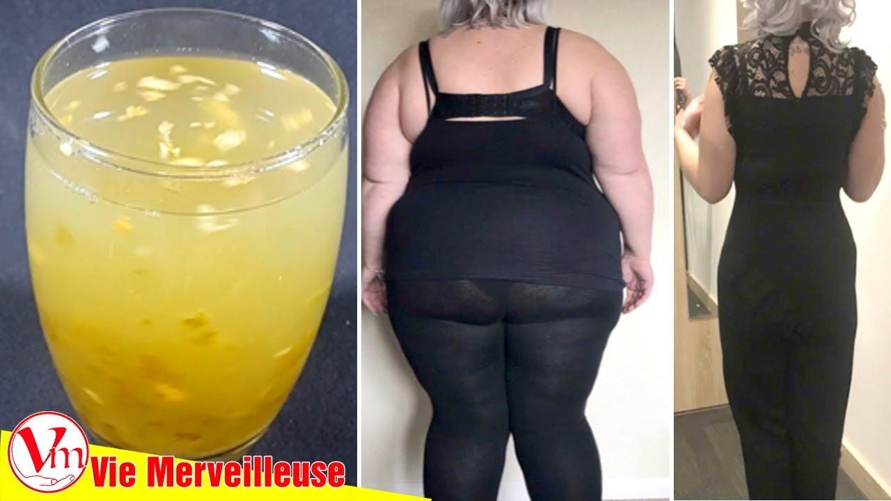 quelle boisson peut perdre du poids