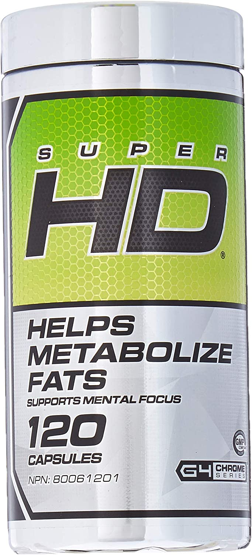 résultats de perte de poids super hd cellucor
